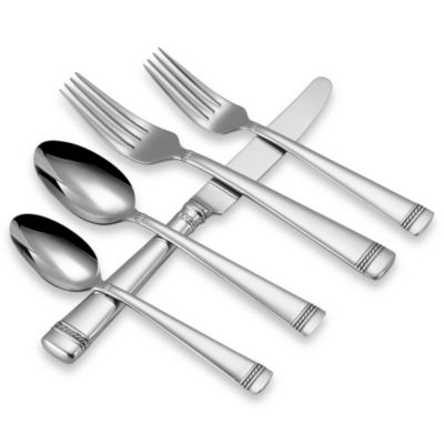Vera Wang Wedgwood® with Love Flatware 5-Piece Place Setting