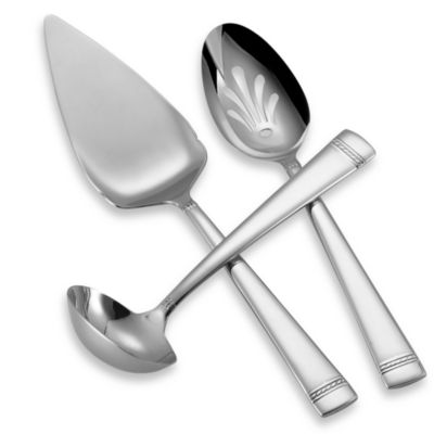 Vera Wang Wedgwood® with Love Flatware 3-Piece Serving Set