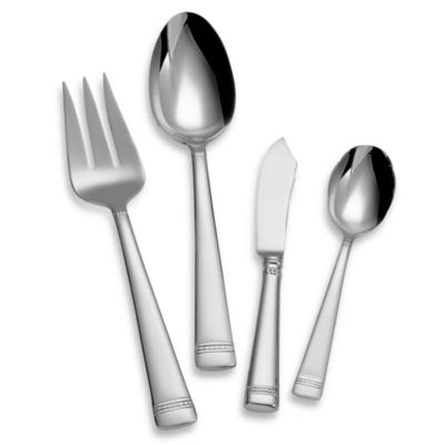 Vera Wang Wedgwood® with Love Flatware 4-Piece Hostess Set