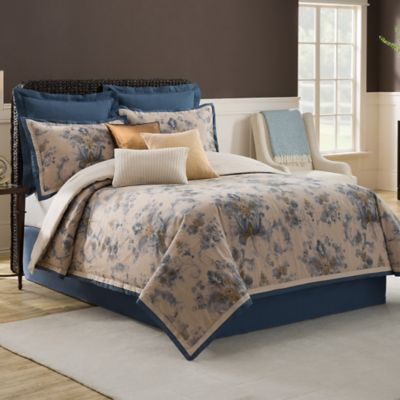 Bridge Street Cordelia Duvet Full/Queen Cover Set