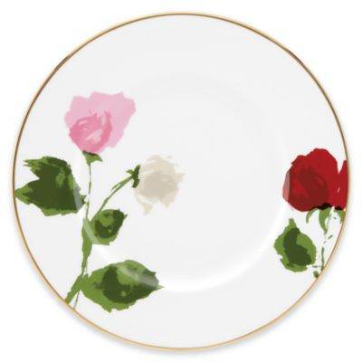 kate spade new york Rose Park Accent Plate