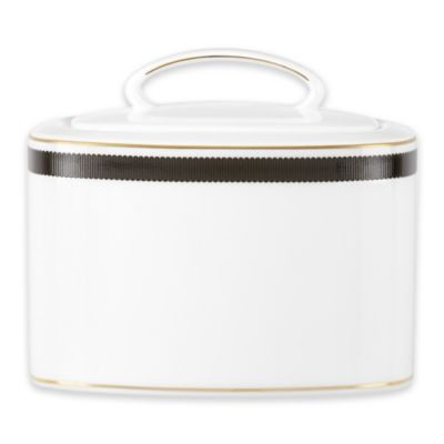 kate spade new york Rose Park Covered Sugar Bowl