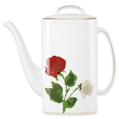 kate spade new york Rose Park Coffee Server