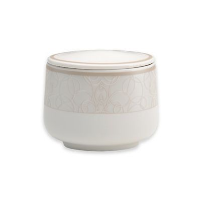 Mikasa® Cosette Covered Sugar Bowl