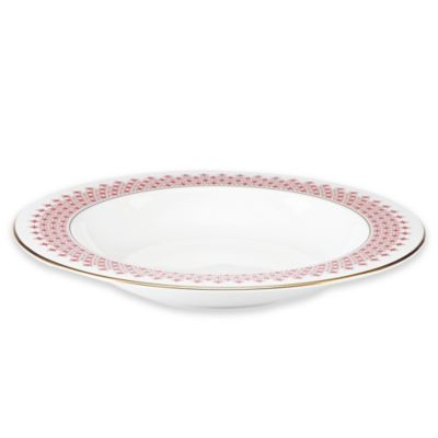 kate spade new york Jemma Street Rim Soup Bowl