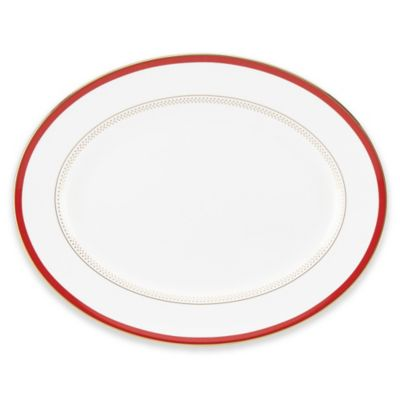 kate spade new york Jemma Street Oval Platter