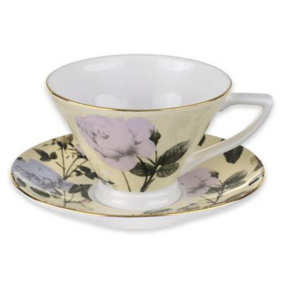 Ted Baker Portmeirion® Rosie Lee Teacup and Saucer in Lemon