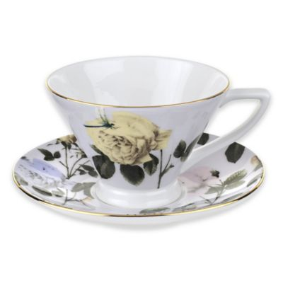 Ted Baker Portmeirion® Rosie Lee Teacup and Saucer in Lilac