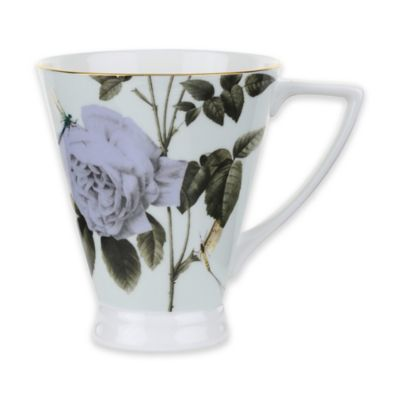 Ted Baker Portmeirion® Rosie Lee Footed Mug in Mint