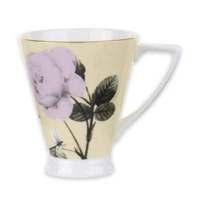 Ted Baker Portmeirion® Rosie Lee Footed Mug in Lemon