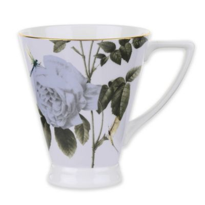Ted Baker Portmeirion® Rosie Lee Footed Mug in Lilac