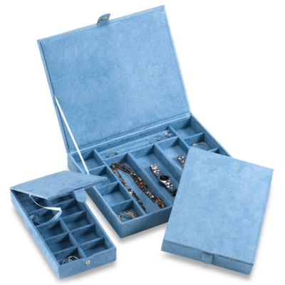 Reed & Barton® Jewelry Cases (Set of 3)