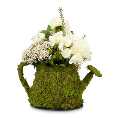 Lillian Rose™ Moss Watering Can