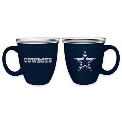 NFL Dallas Cowboys Bistro Mug