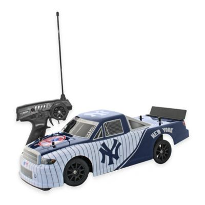 MLB New York Yankees Remote Control Race Truck