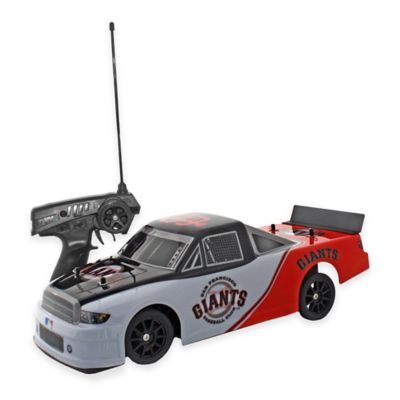 MLB San Francisco Giants Remote Control Race Truck
