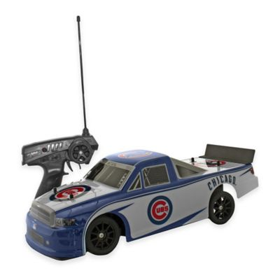 MLB Chicago Cubs Remote Control Race Truck