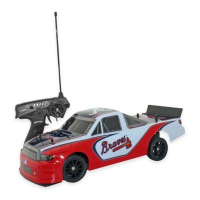 MLB Atlanta Braves Remote Control Race Truck