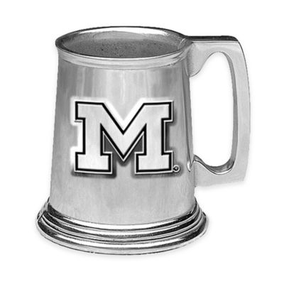 Wilton Armetale University of Michigan Mug