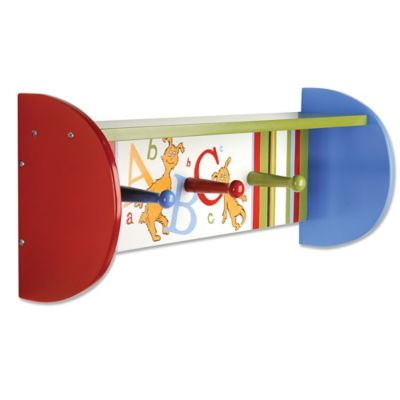 Trend Lab® Dr. Seuss™ ABC Shelf