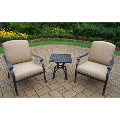 Patio Chair Set