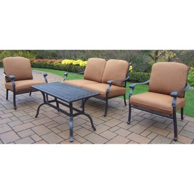 Clairmont 4-Piece Conversation Set