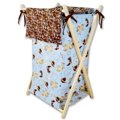 Trend Lab® Cowboy Baby Hamper