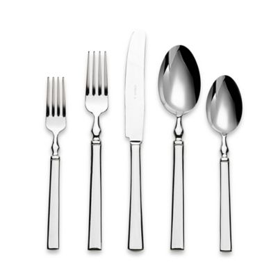 Gold Flatware Place Settings