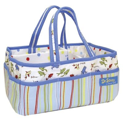 Trend Lab® Dr. Seuss™ One Fish Two Fish Diaper Caddy