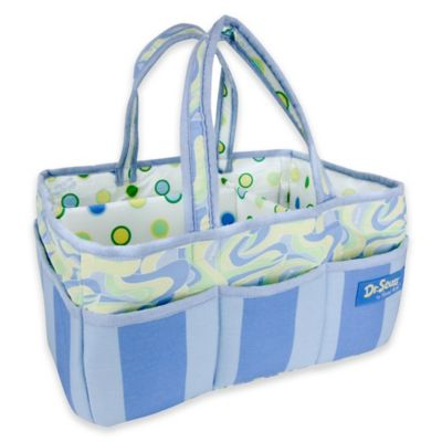 Trend Lab® Dr. Seuss™ Swirl Print Oh, the Places You'll Go! Storage Caddy in Blue