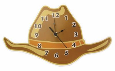 Time off Wall Clock