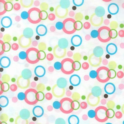 Trend Lab® Cupcake Fitted Crib Sheet