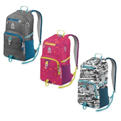 Blue Barrier Backpack