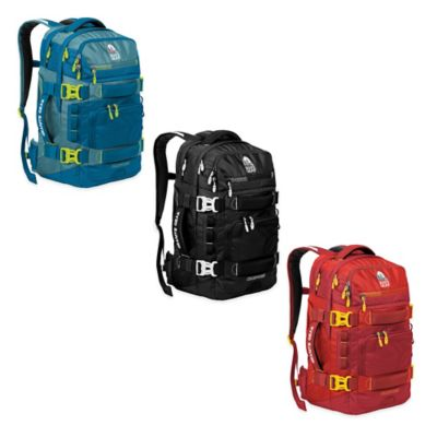 Blue Trek Backpack