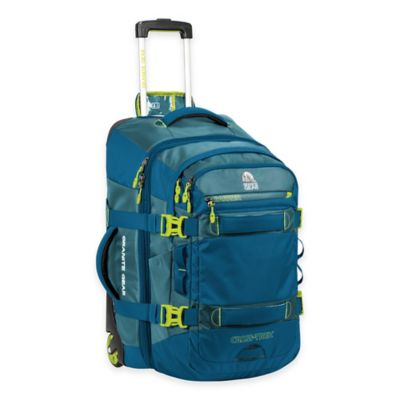 Granite Gear Cross Trek 22-Inch Rolling Duffle Bag in Blue