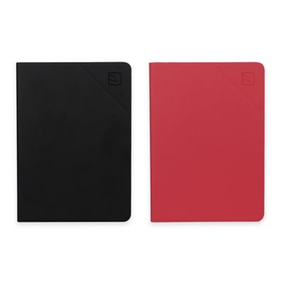 Angolo Folio Case for Tablets in Red