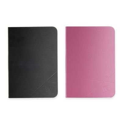 Filo Folio Case for Mini Tablets in Black