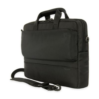 Tucano Dritta Laptop Bag in Black