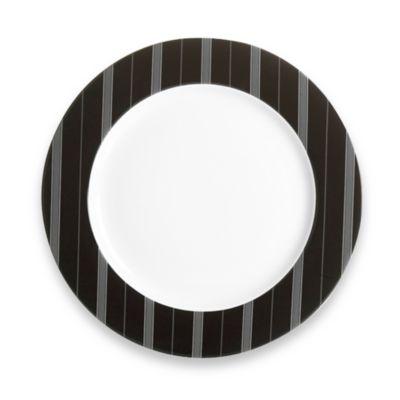 White Black Square Platter