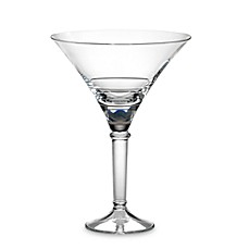 Nautica® Sloane Square 8-Ounce Martini Glasses (Set of 4)