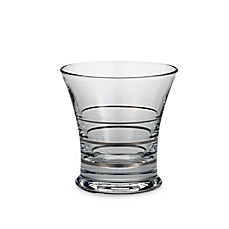 Nautica® Sloane Square 8-Ounce Double Old Fashioned Glasses (Set of 4)