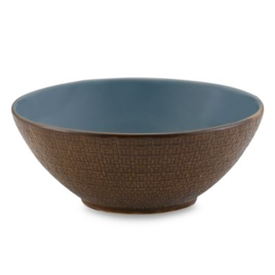 Bali Blue 8 1/2-Inch Vegetable Bowl
