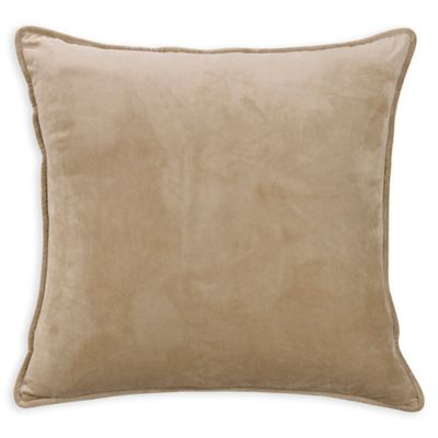 Fairfield Velvet European Pillow Sham