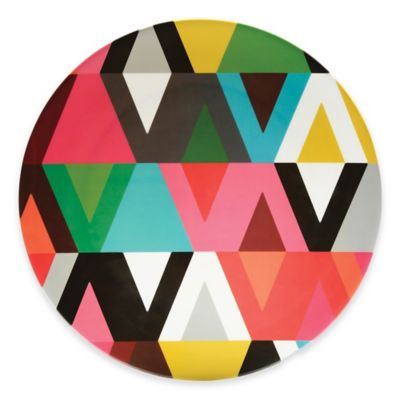 French Bull® Viva Round Platter in Multi