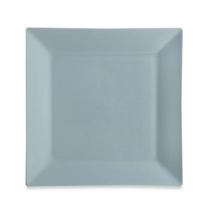 Real Simple® Square Dinner Plate in Stratford Blue