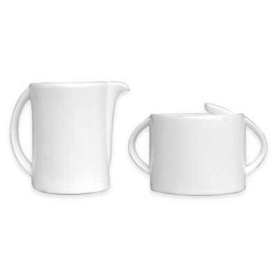 BergHOFF® Concavo Sugar and Creamer Set