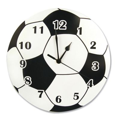 Trend Lab® Little MVP Soccer Ball Wall Clock
