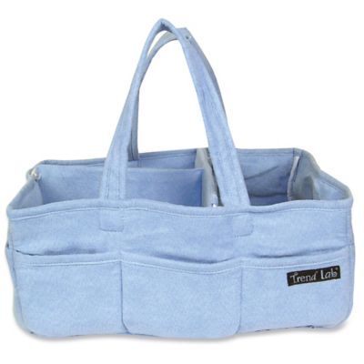 Trend Lab® Blue Sky Storage Caddy in Blue