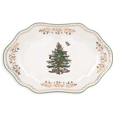 Spode Oval Platter