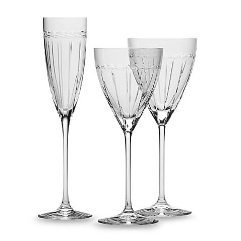 Vera wang wedgwood with love crystal stemware and barware bed bath beyond - Vera wang stemware ...